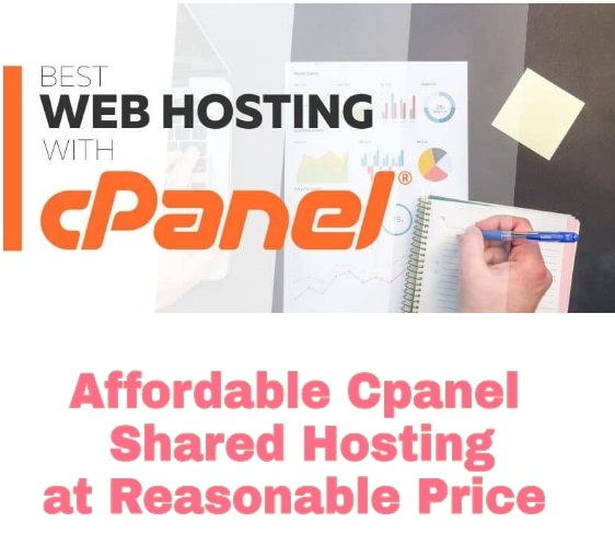 Best Low cost cpanel shared hosting Plans