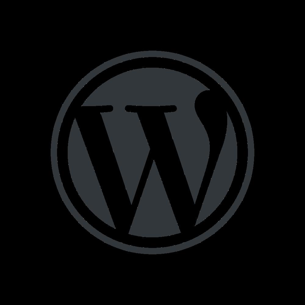 WordPress.org icon