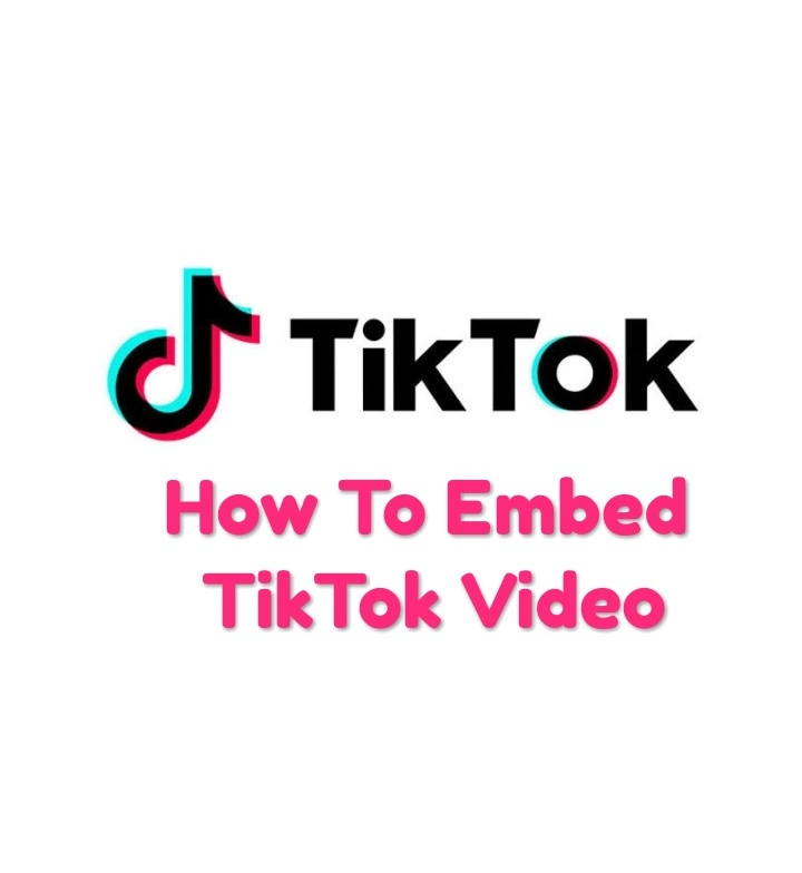 How to Embed tik tok video