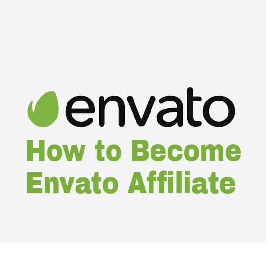 New Envato Affiliate Signup