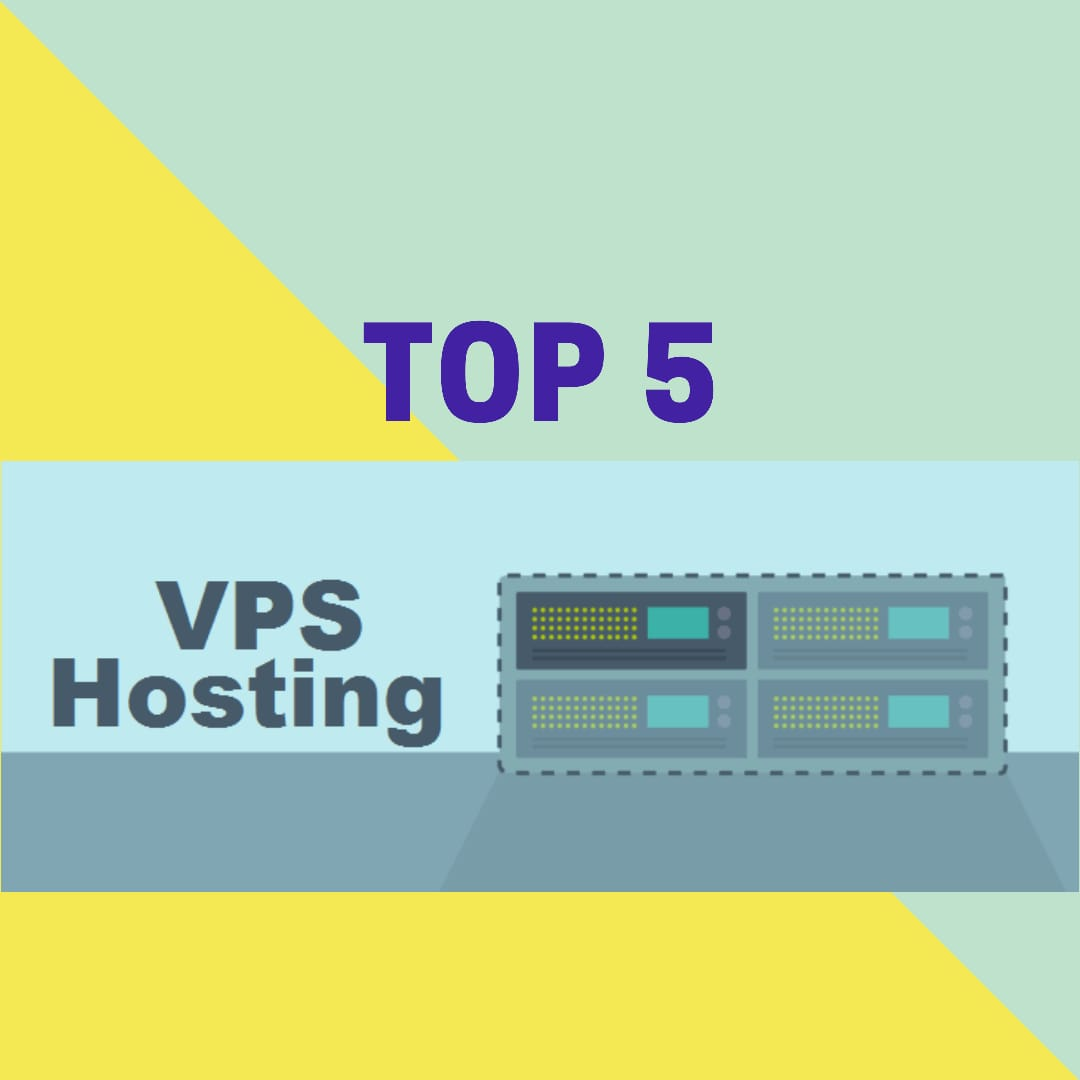 Top 5 VPS Hosting Providers 2019