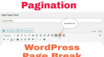 How to Add Pagination in WordPress