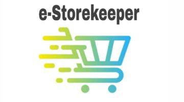 e-storekeeper.com logo