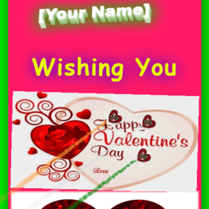 valentine day wish script, send valentine day wishes 2018
